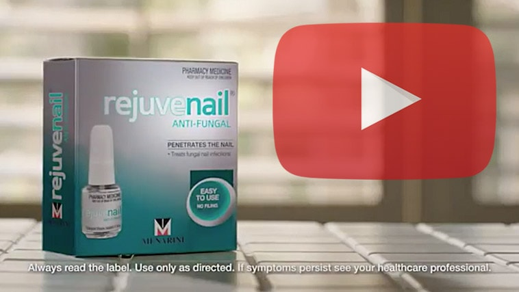 Rejuvenail - Effective Anti-Fungal nail infection treatment