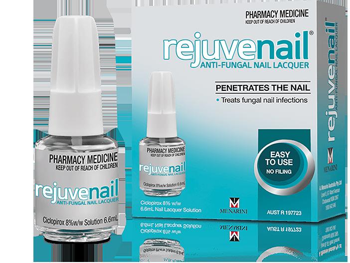 Rejuvenail - Effective Anti-Fungal nail infection treatment